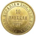 10 марок 1878 года, фото 2