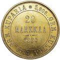 20 марок 1880 года, фото 2
