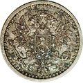 25 пенни 1867 года, фото 1