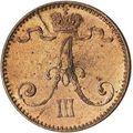 1 пенни 1891 года Медь, фото 1