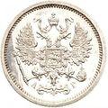 10 копеек 1893 года Серебро, фото 1