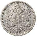 25 пенни 1866 года, фото 1