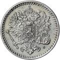 50 пенни 1865 года, фото 1