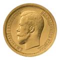 """5 рублей """"Полуимпериал"""" 1895 года, фото 1"""
