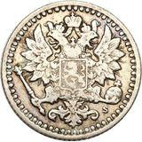 25 пенни 1868 года, фото 1