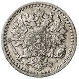 25 пенни 1871 года, фото 1