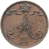 1 пенни 1888 года Медь, фото 1
