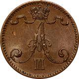 1 пенни 1883 года Медь, фото 1