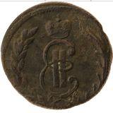 1 копейка 1771, медь | Сибирь — Екатерина II, фото 1