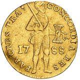 Дукат 1788, золото (Au 979) — Екатерина II, фото 1