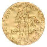 Дукат 1793, золото (Au 979) — Екатерина II, фото 1
