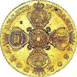 10 рублей 1802, золото (Au 986) — Александр I, фото 1