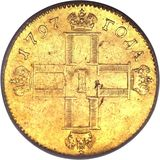 Червонец 1797, золото (Au 986) — Павел I, фото 1