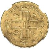 5 рублей 1799, золото (Au 986) — Павел I, фото 1