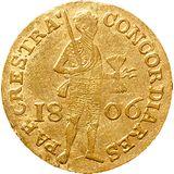 Дукат 1806, золото (Au 979) — Александр I, фото 1