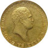 50 злотых 1818, золото (Au 917) — Александр I, фото 1