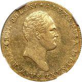 25 злотых 1819, золото (Au 917) — Александр I, фото 1