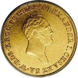 50 злотых 1819, золото (Au 917) — Александр I, фото 1