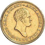 25 злотых 1822, золото (Au 917) — Александр I, фото 1