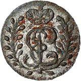 Солид 1759, серебро (Ag 63) — Елизавета Петровна, фото 1