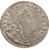 1/3 талера 1761, серебро (Ag 563) — Елизавета Петровна, фото 1