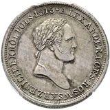 2 злотых 1828, серебро (Ag 593) — Николай I, фото 1