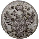 5 грошей 1828, серебро (Ag 194) — Николай I, фото 1