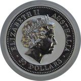 30 долларов 2003, серебро (Ag 925)   Год Козы — Австралия, фото 1