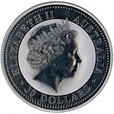 30 долларов 2009, серебро (Ag 925)   Кукабара — Австралия, фото 1