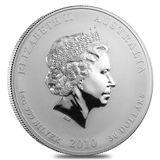 30 долларов 2010, серебро (Ag 925)   Год Тигра — Австралия, фото 1