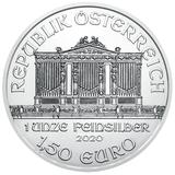 1,5 евро 2008, серебро (Ag 925) | Филармония — Австрия, фото 1