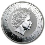 10 долларов 2006, серебро (Ag 999)   Год Собаки — Австралия, фото 1
