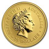 25 долларов 2006, золото (Au 999) | Год Собаки — Австралия, фото 1