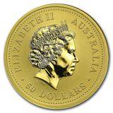 50 долларов 2006, золото (Au 999) | Кенгуру — Австралия, фото 1