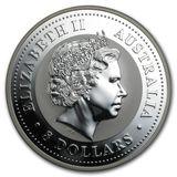 8 долларов 2006, серебро (Ag 999) | Год Собаки — Австралия, фото 1