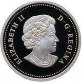 15 долларов 2012, серебро (Ag 999) | Клен удачи (олени) — Канада, фото 1