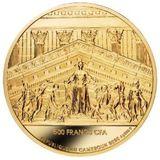 500 франков 2020, серебро (Ag 999) | Победитель получает все — Камерун, фото 1