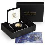 Соверен 2003, золото (Au 917) | Золотой соверен 2003 — Великобритания, фото 1