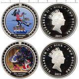 Набор монет Ну, погоди! — Ниуэ, 2011, фото 1