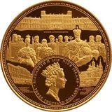 3000 долларов 2019, золото (Au 999) | Александр III — Ниуэ, фото 1
