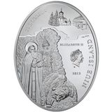 50 долларов 2013, серебро (Ag 925) | Царская дорога — Ниуэ, фото 1