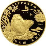 10 000 рублей 2008 Речной бобр, фото 1