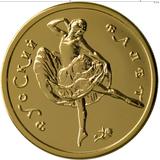 50 рублей 1993 Русский балет, фото 1