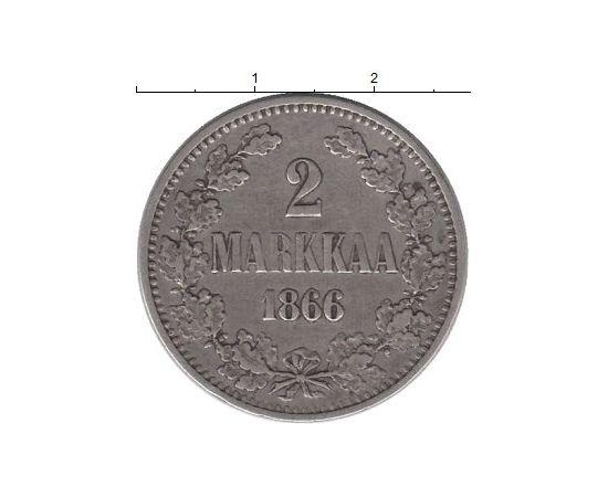2 марки 1866 года, фото 2