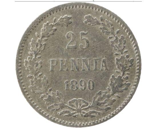 25 пенни 1890, фото 2