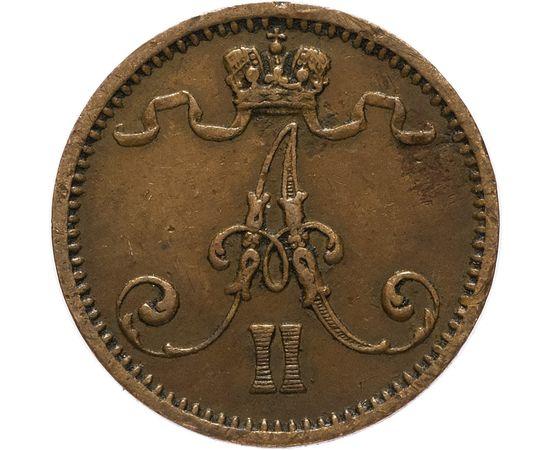1 пенни 1872 года, фото 2