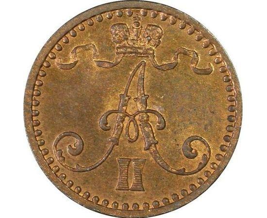 1 пенни 1865 года, фото 2