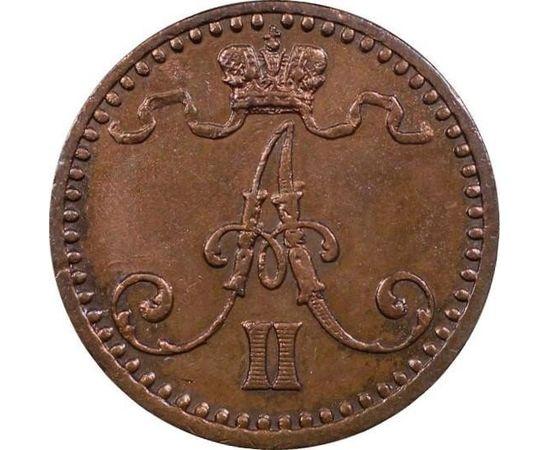 1 пенни 1866 года, фото 2