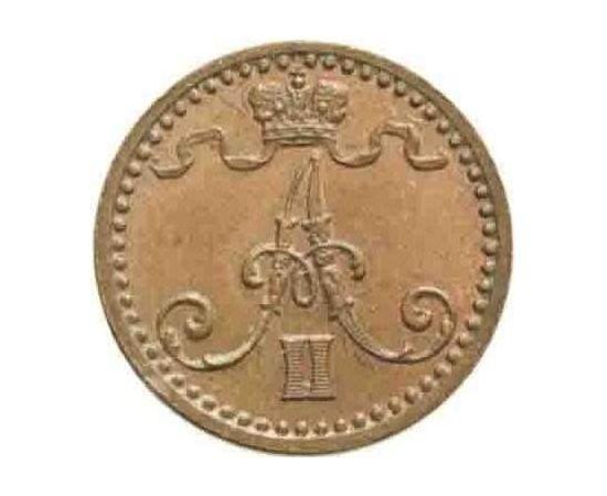 1 пенни 1869 года, фото 2