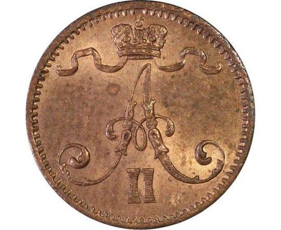 1 пенни 1876 года, фото 2